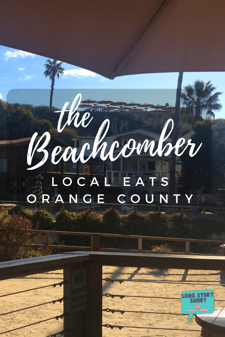 The Beachcomber at Crystal Cove | Orange County