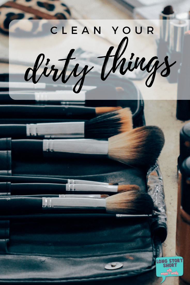 How to quickly clean your tweezers, hairbrushes and other dirty things-2