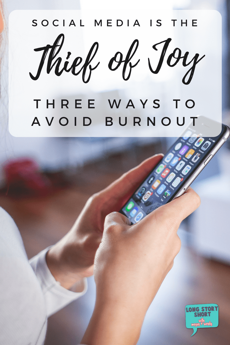 Do you have social media burnout? Do you want to delete all the apps and live in a social media free world? I do. Here's what I am doing to fix it.