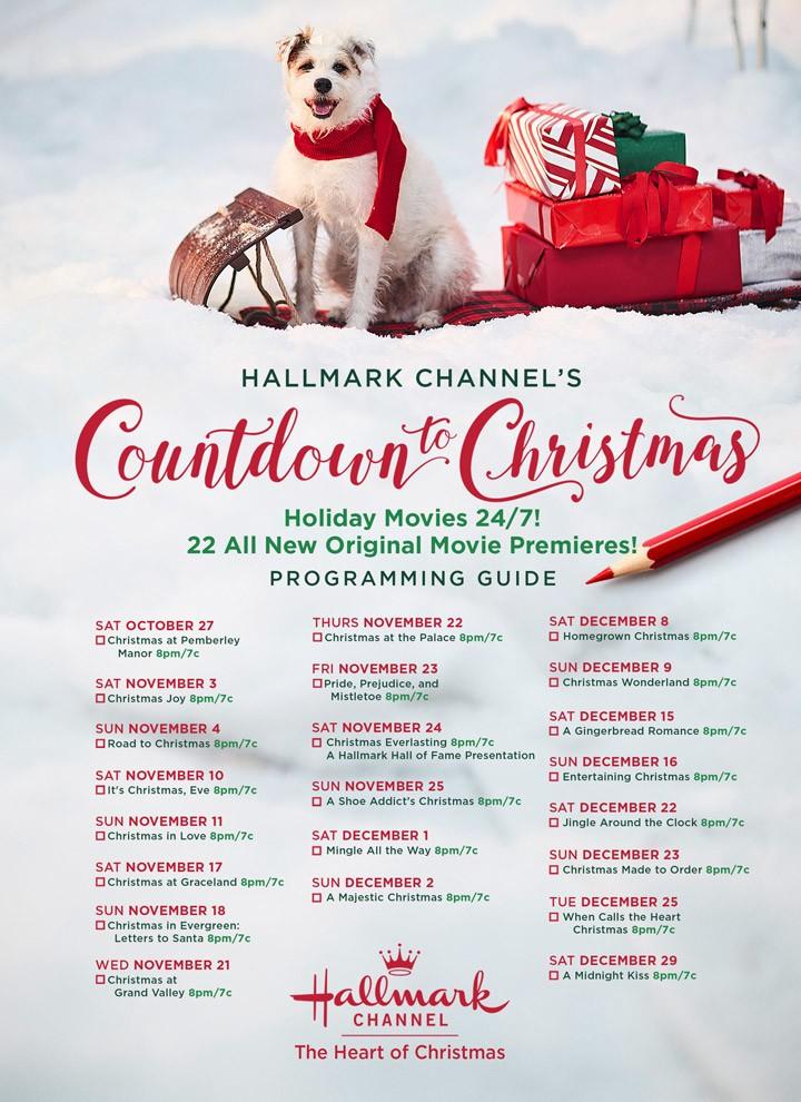 Hallmark Channel Movie Guide