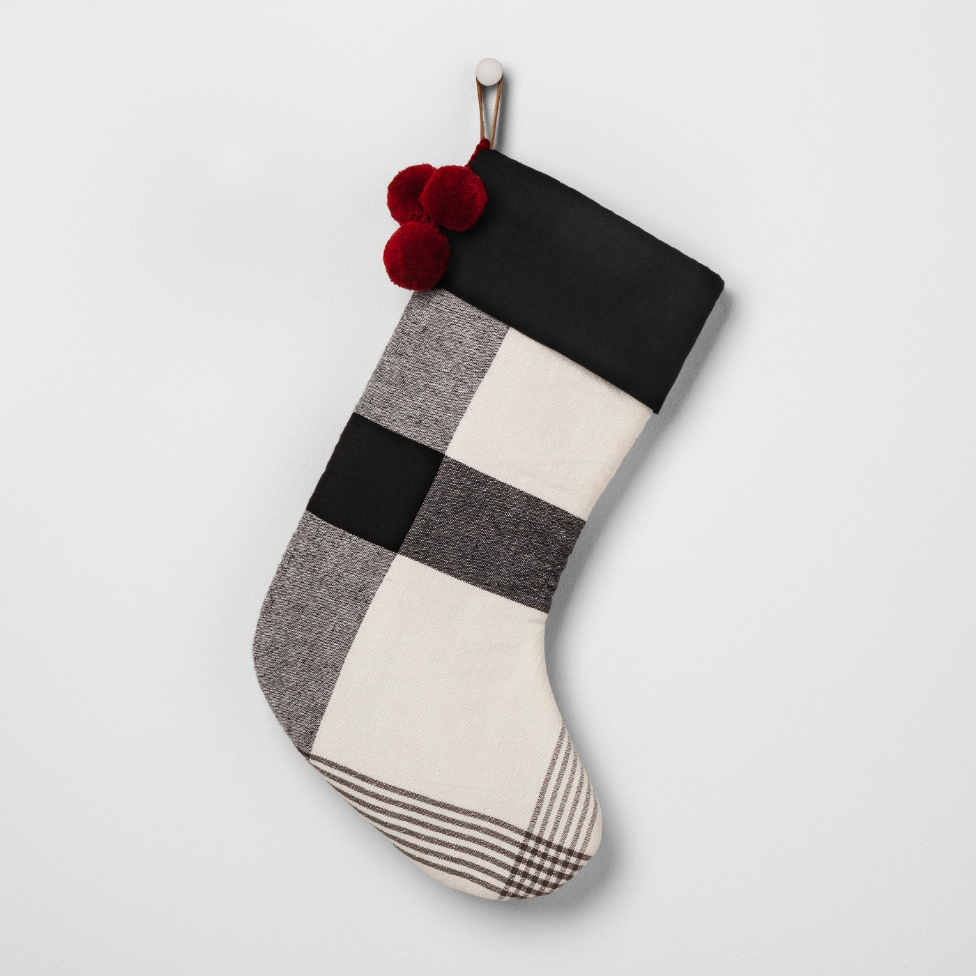 Who else is obsessing over everything buffalo check! We're sharing our favorite black and white plaid looks for Christmas! | Target