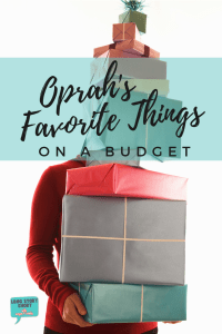 O's Favorite Things 2018 But Cheaper!