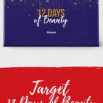 Target Beauty Advent Calendar Review
