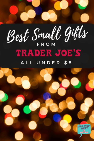 The Best Small Gifts From Trader Joe's
