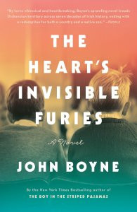 The Heart's Invisible Furies - 2019 Summer Reading Guide
