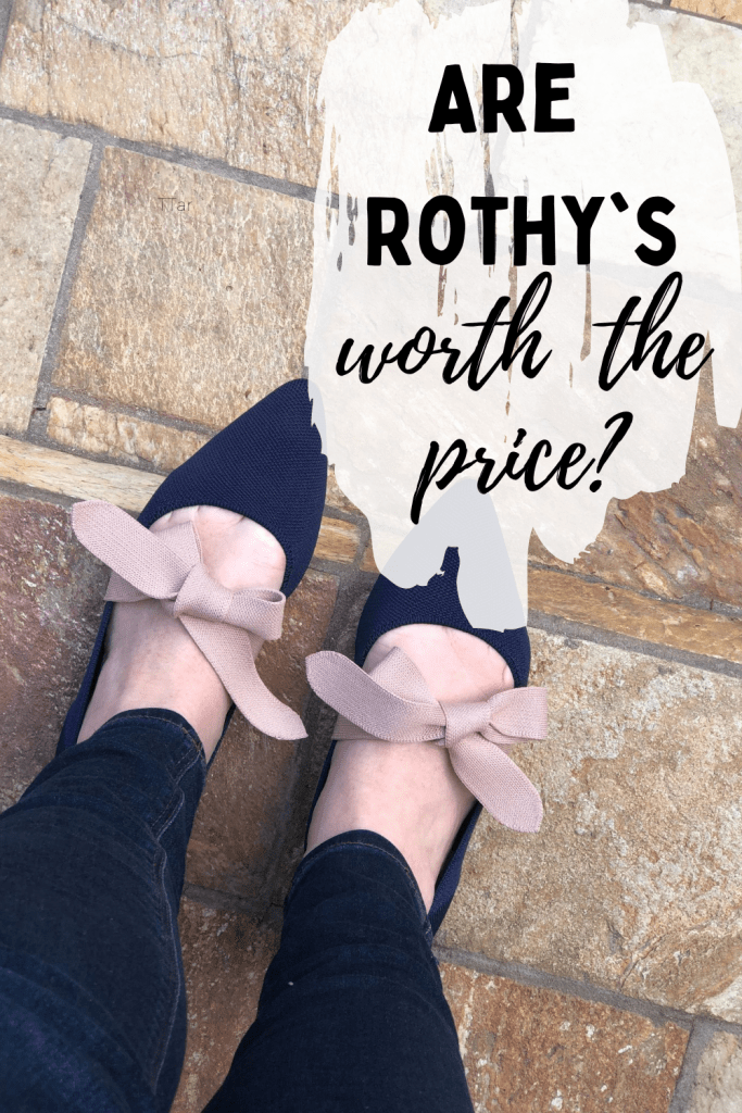 Let's chat about Rothy's shoes. Are the worth the high price  tag? Are Rothy's as comfortable as everyone says?
