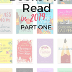 Books I Read in 2019, Part One