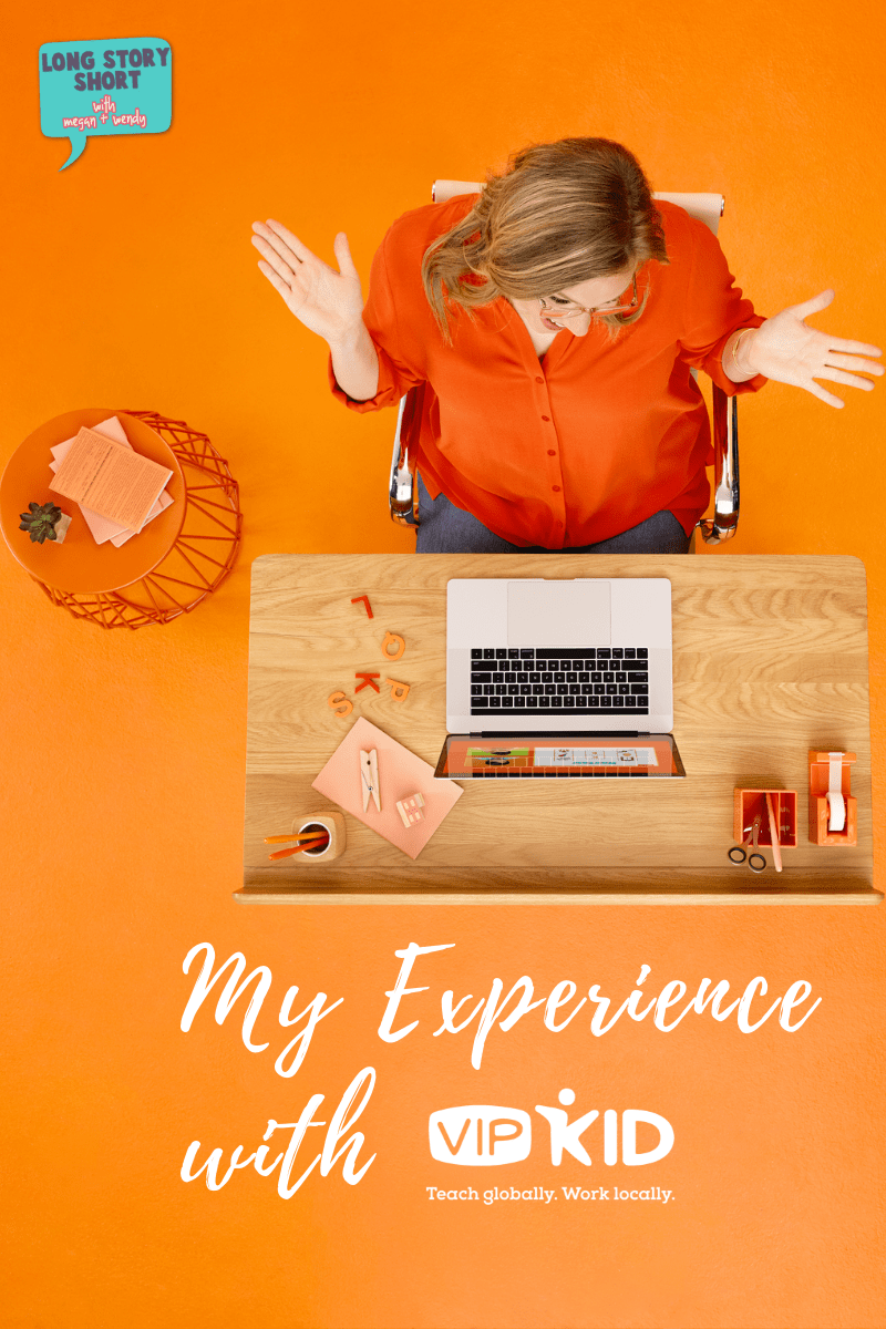 My Experience with VIPKID - Is VIPKID a legitimate work from home opportunity? Can you make money working for VIPKID? What are the requirements?