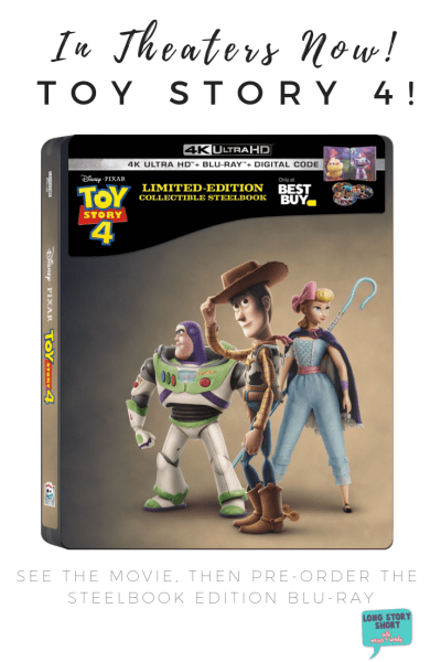 Toy Story 4 is Here!