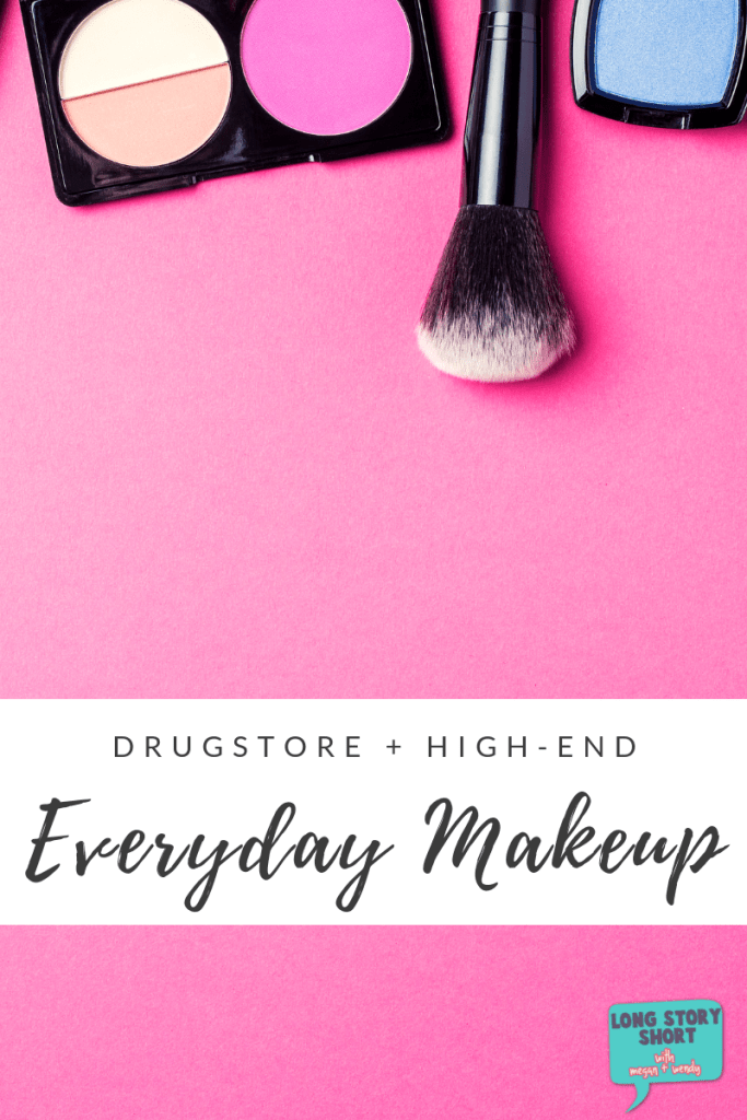 Megan and Wendy share their everday makeup favorites. See their holy grail favorite drugstore products and a few high-end splurges!