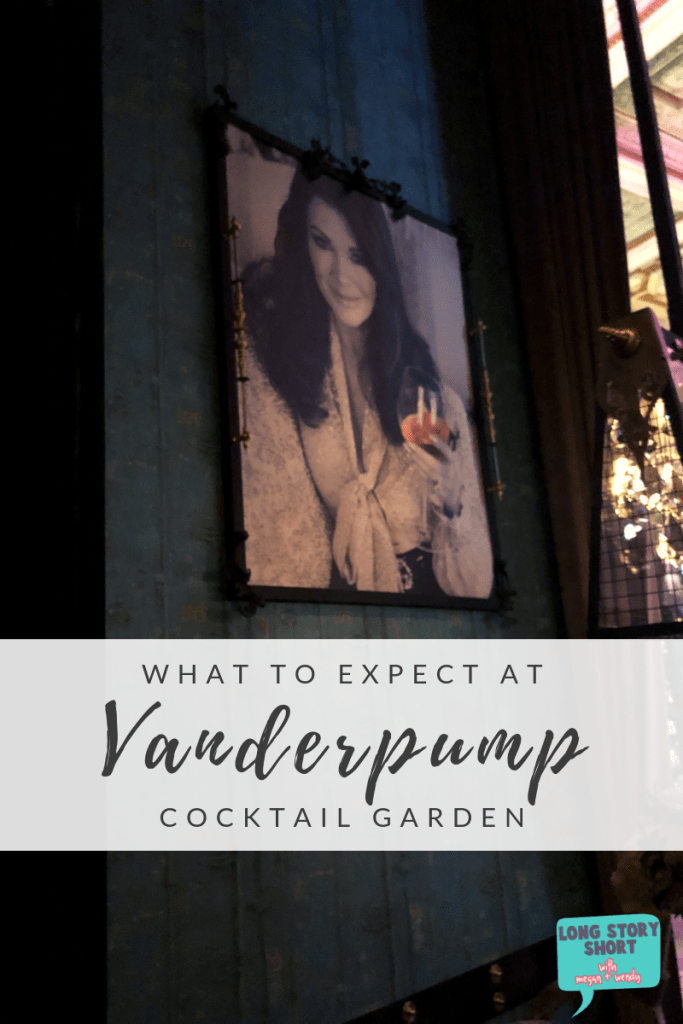 I loved Vanderpump Cocktail Garden. Great drinks, excellent service. If you're a fan of Lisa Vanderpump, get thee to Caesars Palace now. | #lasvegas #travel #cocktails