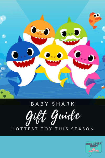 Baby Shark Must Have Gifts