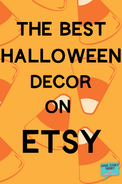 Great Halloween Decor on Etsy