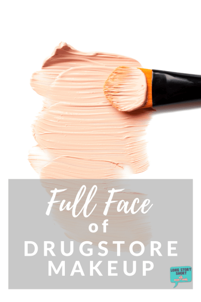 Full Face Drugstore Makeup - Watch our entire makeup routine using only drugstore makeup (almost!) affordable makeup| drugstore makeup | makeup for beginners | makeup routine | makeup tips |