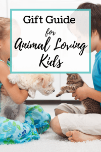 Gift Guide for Animal Loving Kids - All of the toys that the kids who love animals will want to find under the tree this year.