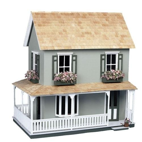 Considering a dollhouse for your kid this holiday? Don't miss our list of favorite dollhouses perfect for ANY kid. All price ranges included. | #dollhouse #DIYDollhouse #DollhouseKit