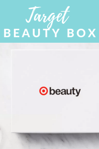 Everything you need to know about the Target Beauty Box including when to buy and where to find the box online and in stores!