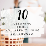 10 Cleaning Tools You Aren't Using