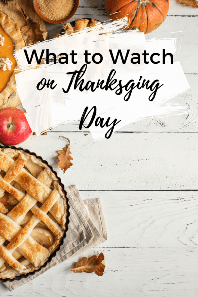 What to Watch on Thanksgiving Day - A Friends marathon, Charlie Brown Thanksgiving, new offerings from Disney Plus and MORE! We've got all the ideas to keep you busy on turkey day.