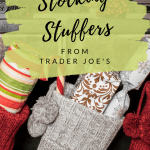 Fun Stocking Stuffers from Trader Joe's