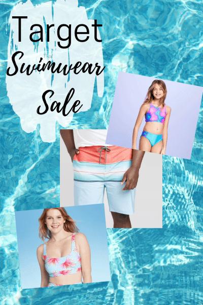Target Swimwear Sale