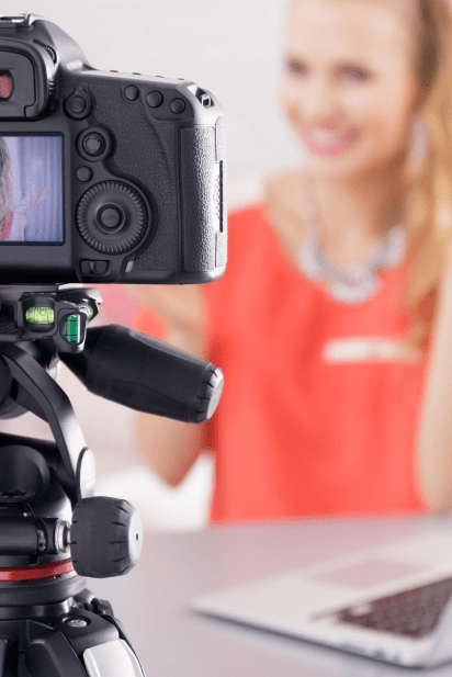 Download our free filming and editing checklist for video creators to use when creating content  for YouTube, Instagram or other social media sites.
