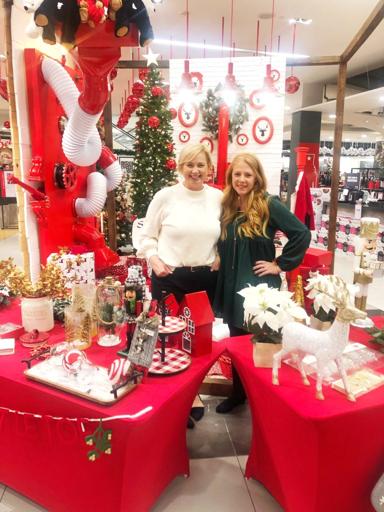 Tree Trimming at Macy's hosted by Megan and Wendy of Long Story Short