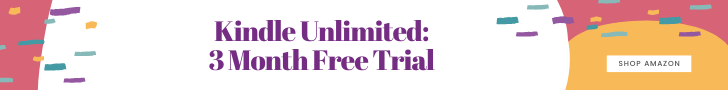 Kindle Unlimited Three Month Free Trial