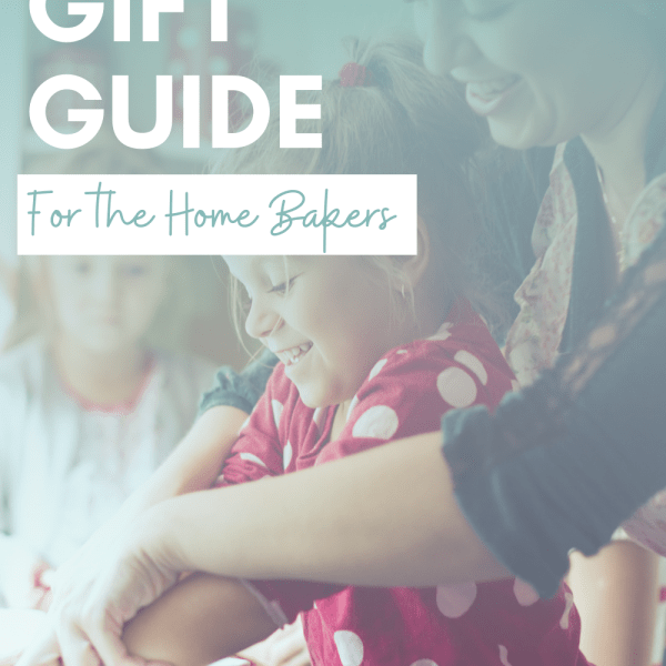 Check out our popular gift guide for bakers! Home bakers will appreciate the uniqueness and thoughtfulness of any of these gifts. #ShopFromHome