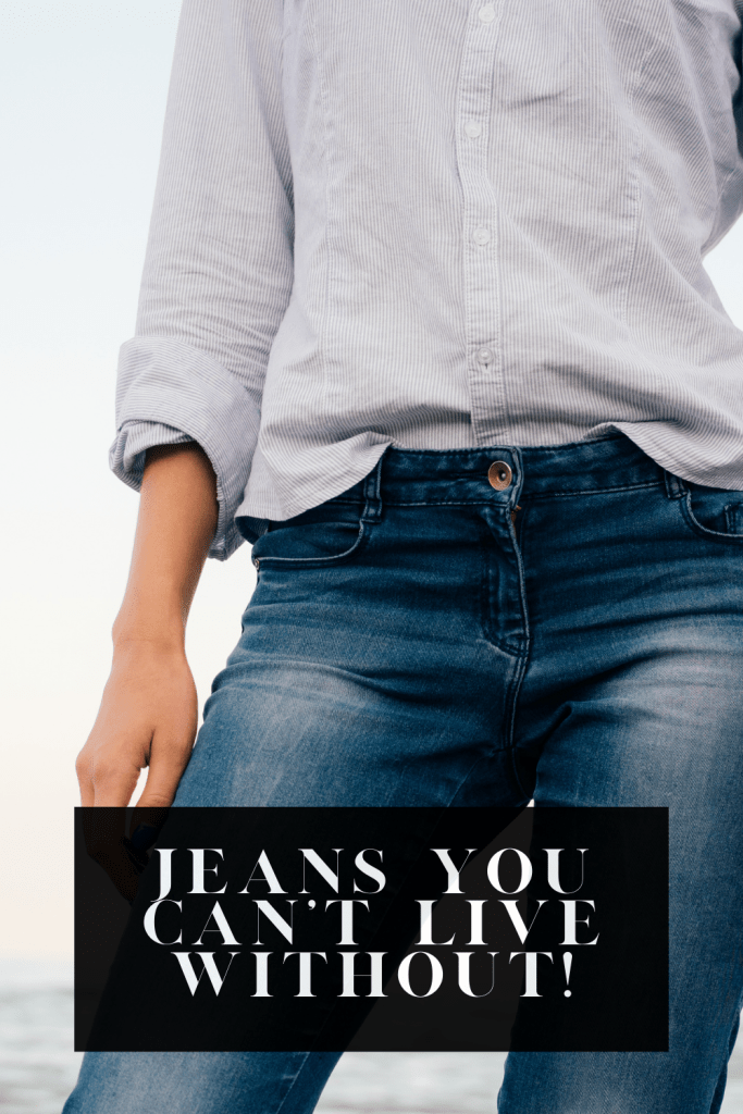 Finding the right jeans takes a whole lot of patience. We're sharing our favorite denim jeans (some affordable, some under $100) and why we can't live without them.