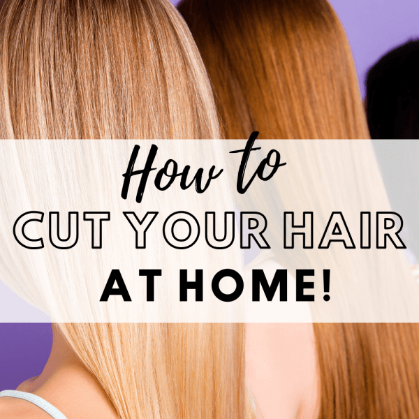 How to Cut Your Hair at Home - We'll help you decide if a DIY haircut is for you, and how you should prepare for an easy self-trim.