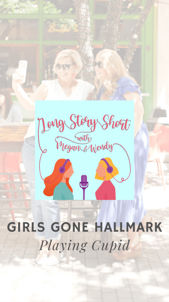 Megan and Wendy recap and review Playing Cupid as a Girls Gone Hallmark bonus podcast episode. Playing Cupid premiered on the Hallmark Channel on February 13, 2021.