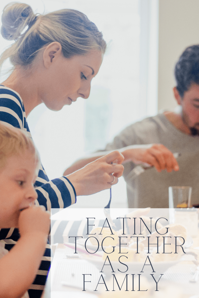 The Challenge to Eat Dinner as a Family