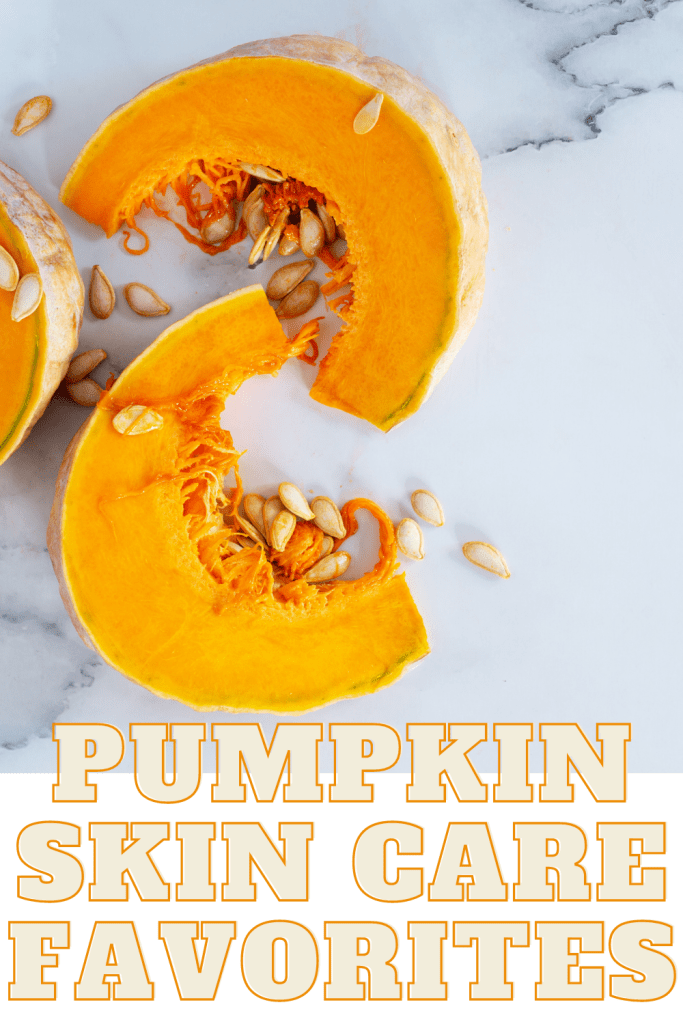 Let's just dive in and take a look at all the pumpkin inspired beauty and skin care products available! A list mostly of skin care products like moisturizers and body masks, to functional face masks and fun things like bath bombs. #pumpkinseason