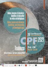 affiche congrès préhistorique Toulouse 2021