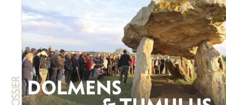 Dolmens et tumulus : un dossier à lire sur le Picton