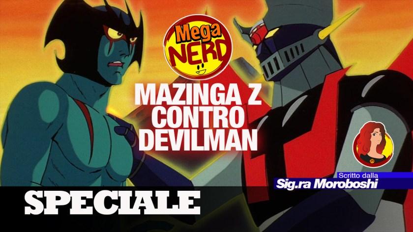speciale mazinga z vs devilman