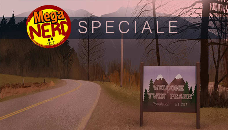 copertina speciale twin peaks
