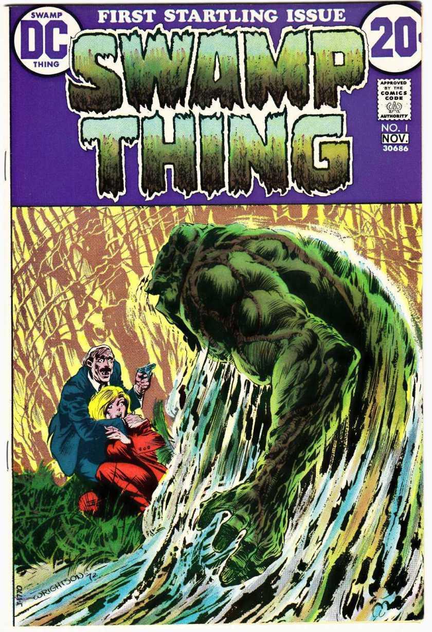 DC-Comics-Swamp-Thing-1-1972-NM-Near