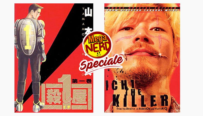 copertina speciale ichi the killer