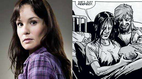 Lori Grimes (Sara Wayne Callies)