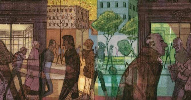 [Recensione] Gli Equinozi, di Cyril Pedrosa