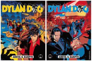 Soggetto:Roberto Recchioni (Dylan Dog); Mauro Boselli (Dampyr)