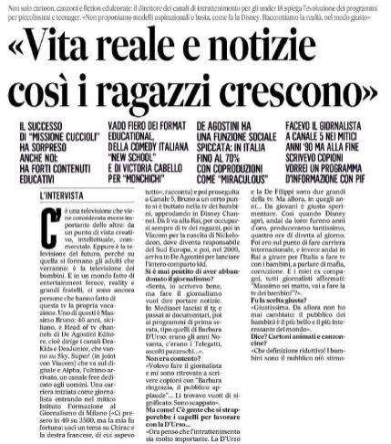 Intervista a Massimo Bruno 1