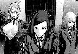 prison school 3