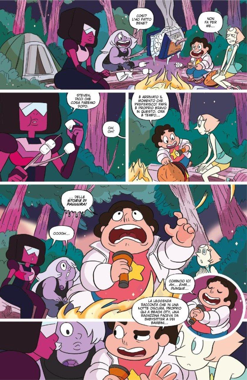Steven Universe e le Crystal Gems – Recensione