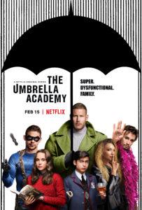 umbrella academy poster