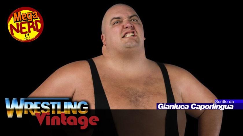 wrestling vintage king kong bundy