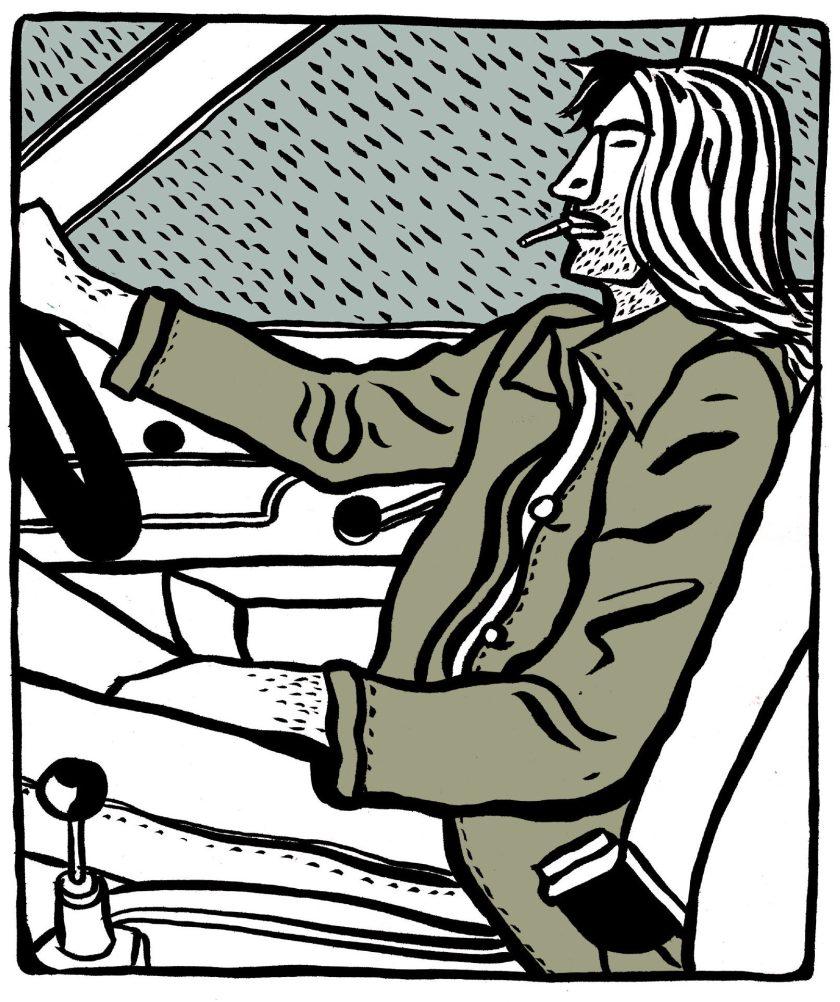 30 Giorni – Storia di una schizofrenia: il graphic novel d'esordio di Fabrizio Gargano