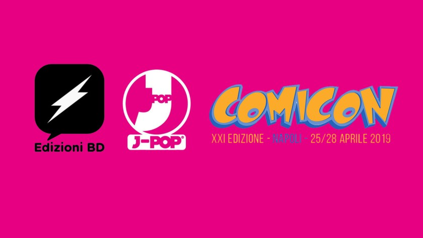 bd jpop comicon 2019
